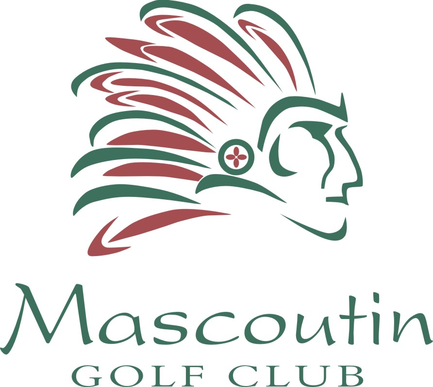 Mascoutin Indian Logo color Cleaner Version